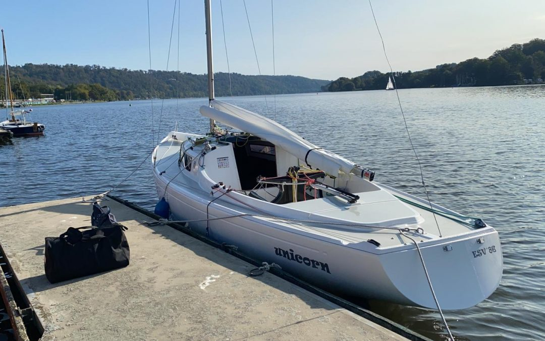 Flottenmeisterschaft am Baldeneysee 2020