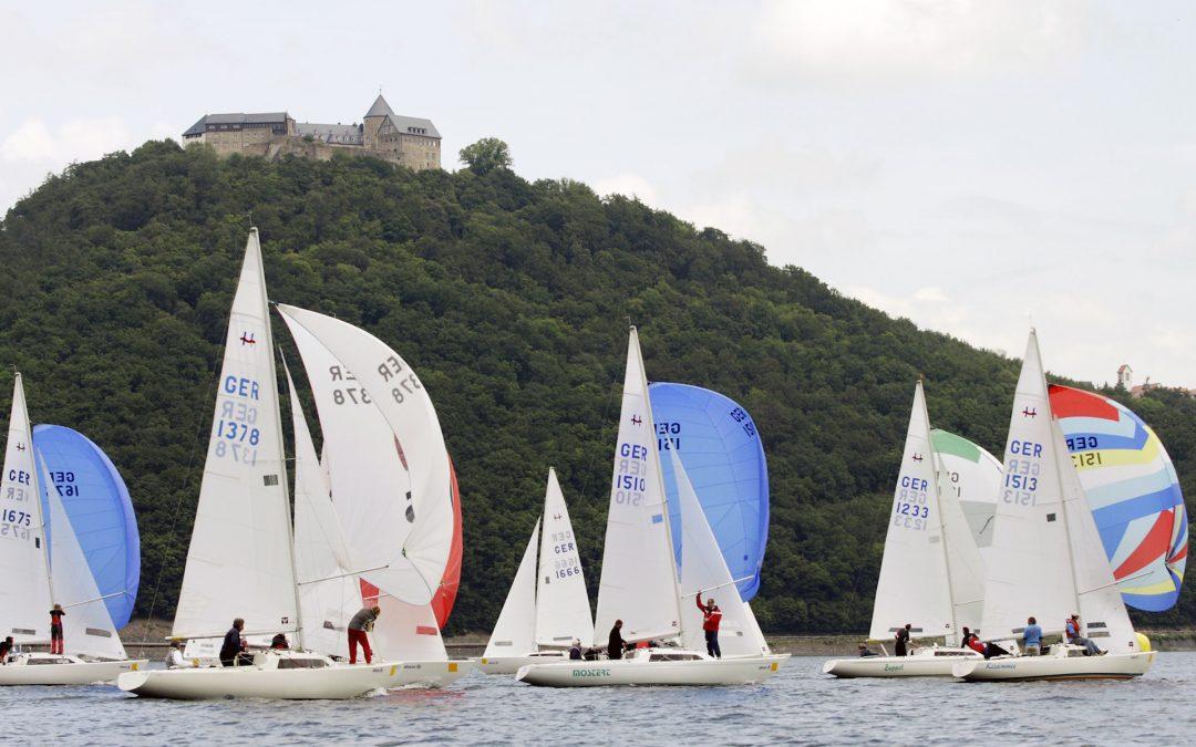 Die H-Boot Flotte Edersee startet in die neue Saison